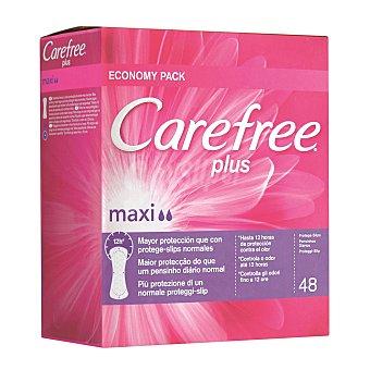 Carefree Protector maxi Caja 48 unid