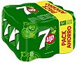 Refresco de lima limon pack 9 latas 33 cl Pack 9 latas 33 cl 7Up