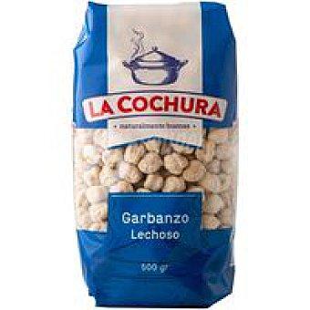 LA COCHURA Garbanzo lechoso extra Paquete 500 g