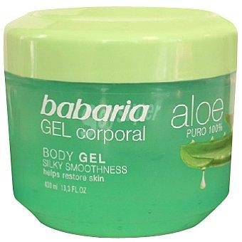 Babaria Gel Corporal de Aloe Vera 400 ml