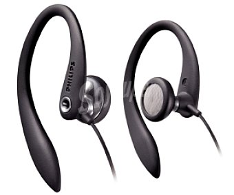 PHILIPS SHS3200 Auriculares tipo Deportivo 22 Gramos