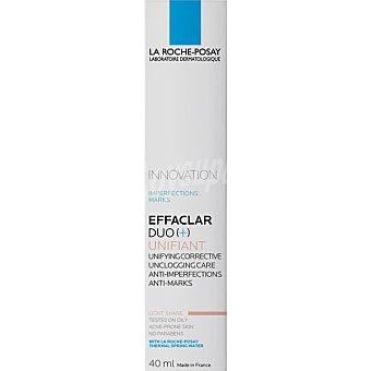 LA ROCHE POSAY Effaclar Duo(+) Unifiant corrector anti-imperfecciones y desincrustante anti-marcas light  tubo 40 ml