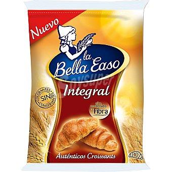 La Bella Easo Croissant integral con alto contenido en fibra bolsa 220 g 10 unidades