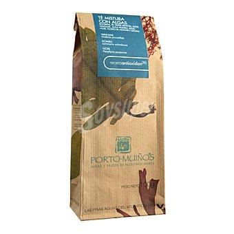 Porto Muiños Té antioxidante con mistura de algas 100 g