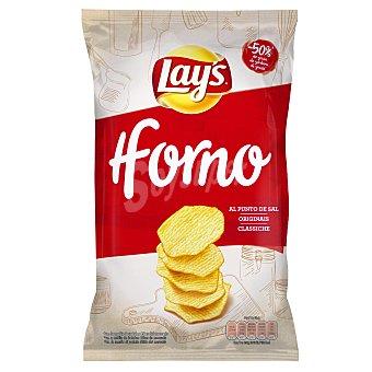 Lay's al horno Patatas fritas al punto de sal Receta al Horno Bolsa de 150 g