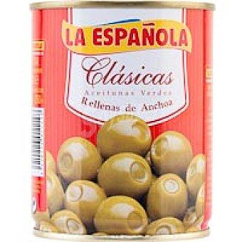 La Española Aceitunas rellenas de anchoa Lata 100 g