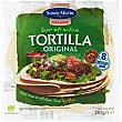 Tortilla ecológica super tierna bolsa 320 g bolsa 320 g Santa Maria