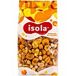 Coctel de frutos secos diversos bolsa 125 g bolsa 125 g Isola