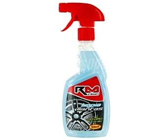 RM CLEAN Líquido limpiador de llantas con aplicador de pistola 500 mililitros