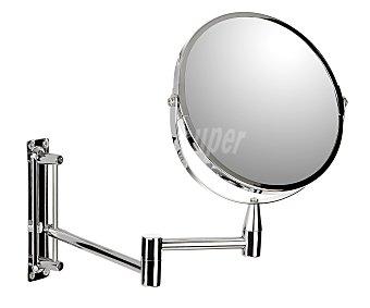Tatay Espejo de aumento redondo con brazo, 17 centímetros 1 unidad