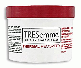 Tresemmé Mascarilla thermal Tarro de 500 ml