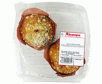 DESPUBLICADAS POR ADMIN Muffin Frutos Rojos 2 Unidades 240 Gramos