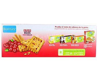 Bicentury Galleta frutos rojos Devoragras 160 g
