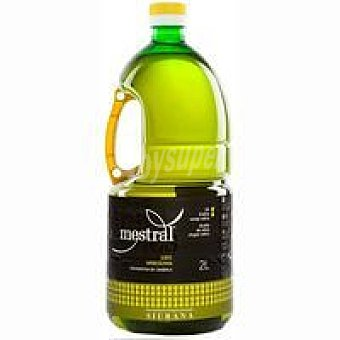 Mestral Aceite de oliva virgen extra 100% Arbequina baix camp 2L.
