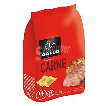 Gallo Ravioli de carne 500 g