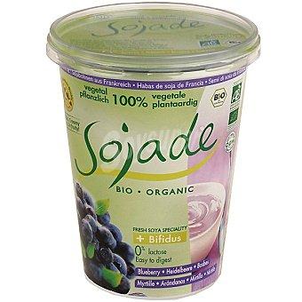 SOJADE Postre de soja + bífidus arándanos ecológico Envase 400 g
