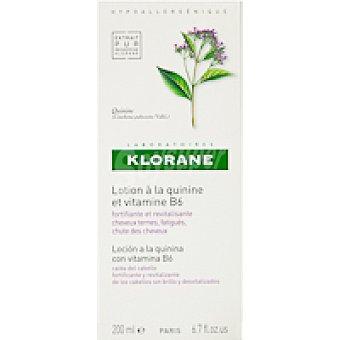 Klorane Loción de quinina+vitamina B6 Bote 200 ml