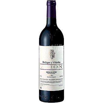 Alion Vino tinto reserva .O. Ribera del Duero botella 75 cl 2008 D