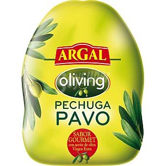 Argal Pechuga de pavo cocida oliving elaborada con aceite de oliva virgen extra Al peso 1 kg