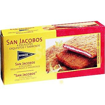 HIPERCOR sanjacobos 4 escalopes estuche 310 g