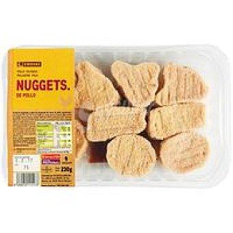 Eroski Faccile Nuggets de pollo 12 unid