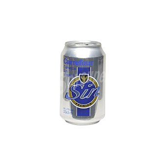 Carrefour Cerveza sin alcohol 33 cl