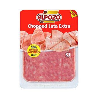 ElPozo Chopped Pork  Envase 250 g