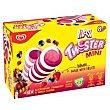 Twister Max mini grosella negra, fresa y vainilla 383g 383g Frigo