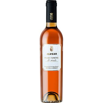 Alvear Vino generoso dulce al Pedro Ximénez de añada D.O. Montilla Moriles Botella 37,5 cl