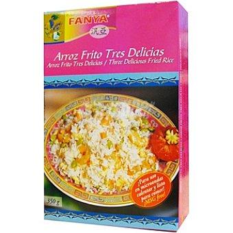 Fanya Arroz frito tres delicias estuche 350 g Tres estuche 350 g