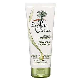 Le Petit Olivier Gel de ducha exfoliante con aceite de oliva 200 ml
