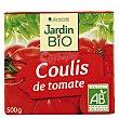 Salsa de tomate ecológico Brik 500 g Jardin Bio