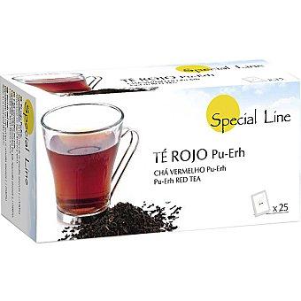té rojo infusión