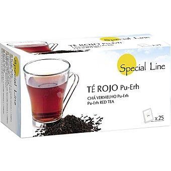 Special Line té rojo infusión Estuche 25 unidades
