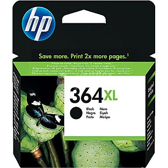HP Nº 364 XL cartucho color negro