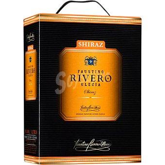 Faustino Rivero vino tinto shirah envase 3 l