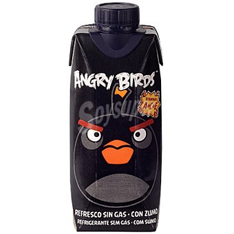 Angry Birds Bebida refrescante Brik 330 ml