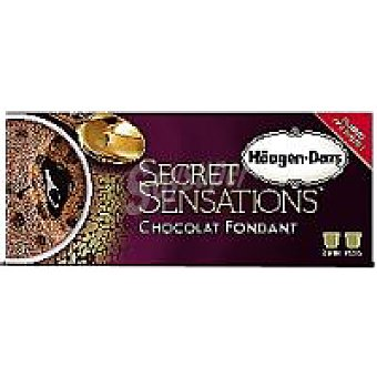Haagen Dazs Secret Sensation de chocolate Tarrina 200 ml