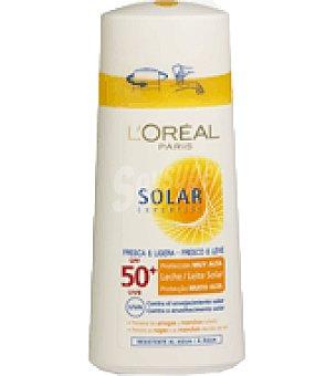 Solar Expertise L'Oréal Paris Leche solar factor de protección 50+ 150 ml