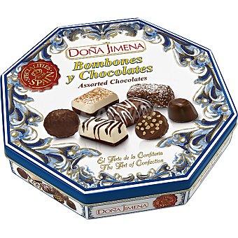Doña Jimena Surtido de bombones y chocolates Lata 110 g