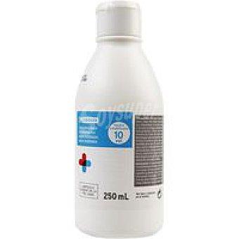 Eroski Agua oxigenada Botella 250 ml