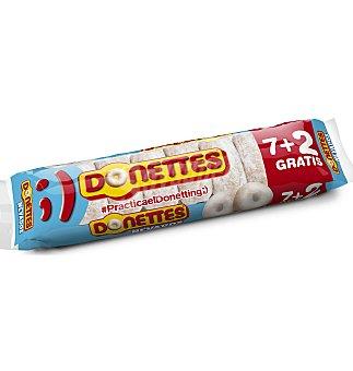 Donettes Donettes nevados 7 unidades (116 g)