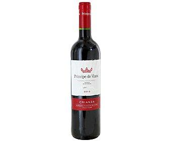 PRÍNCIPE de VIANA Vino Tinto Crianza Navarra botella 75 cl