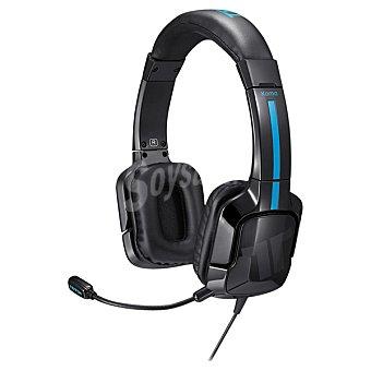 PS4 Auriculares Tritton Kama Negro Para Ps4/Ps Vita