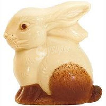 Conejo sentado blanco 150 g