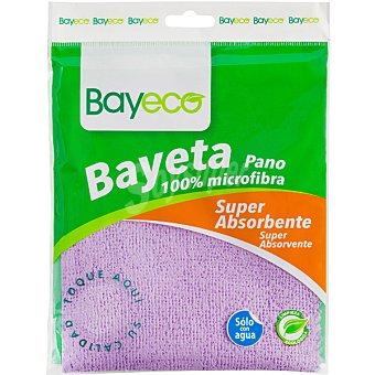 Bayeco Bayeta microfibra superabsorbente 35x30 cm envase 1 unidad