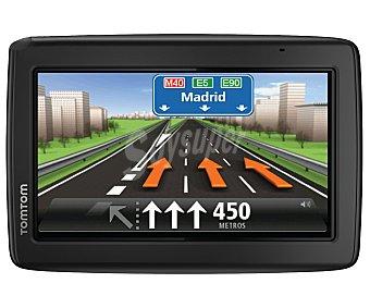 """Tomtom start 20 EU22 GPS 4.3"""", mapas sur Europa, 4"""" táctil, indicación carriles, detector radares EU22 4.3"""", mapas sur Europa, 4"""" táctil, indicación carriles, detector radares"""