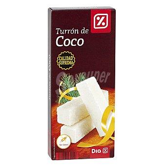 DIA Turrón de coco suprema Estuche 200 gr