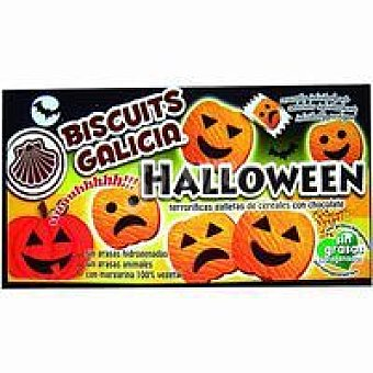 Biscuits Galicia Galletas de cereales con chocolate Halloween 350 g