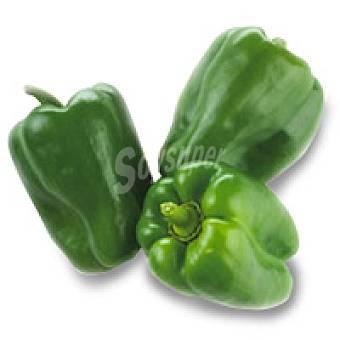 LOCAL Pimiento verde al peso